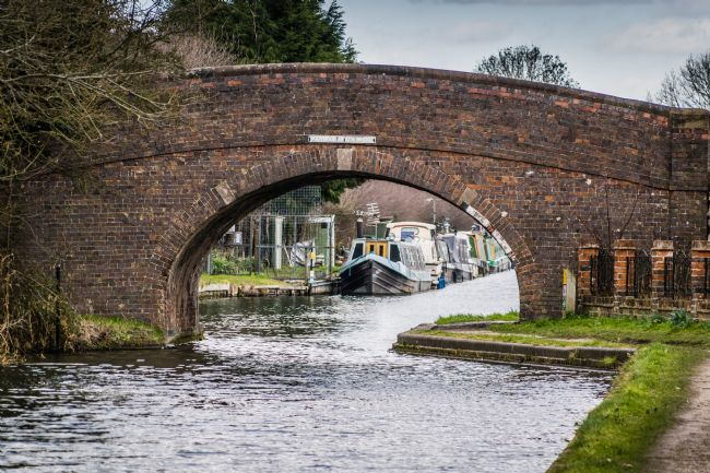 Warren Byrne | Bodymoor Heath Canal Bridge