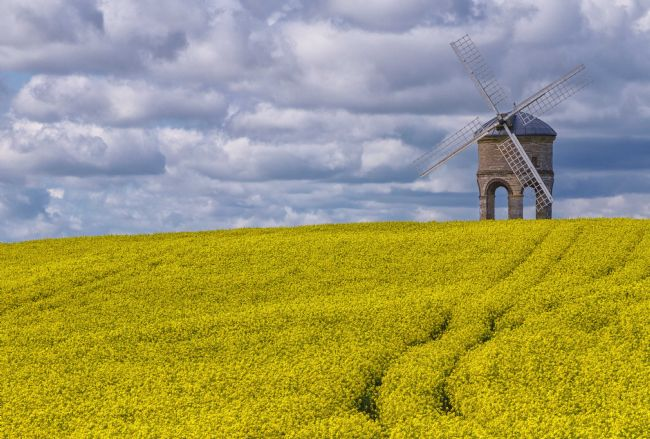 Jon Jones | Chesterton Windmill in Warwickshire