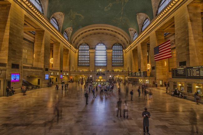 Jon Jones | Grand Central Station, New York