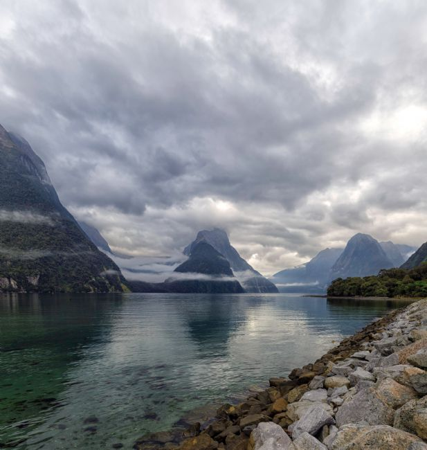 Jon  Jones | Milford Sound