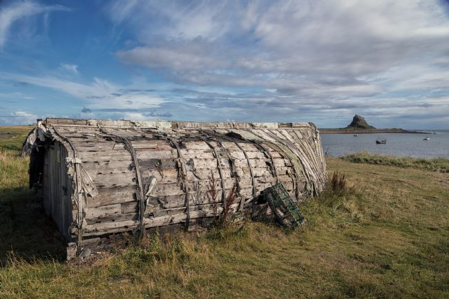 Jon  Jones | The Boat Store at Lindisfarne