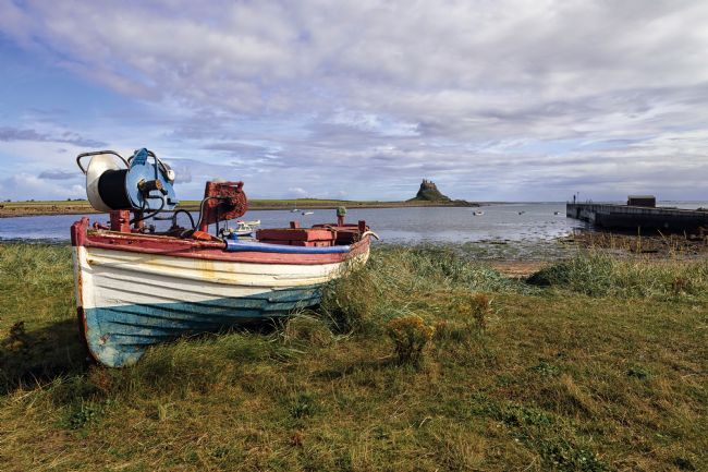 Jon  Jones | Lindisfarne, the Holy Island