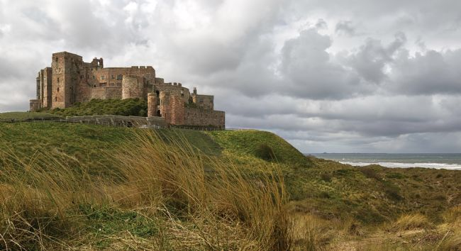 Jon  Jones | Bamburgh Castle, Northumberland