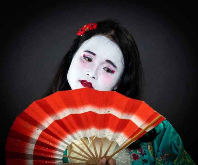 Peter Jackson | Japanese Girl